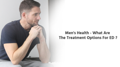 Photo of Men's Health – What Are the Treatment Options For ED?