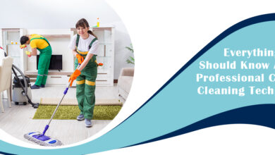 Photo of Everything You Should Know About Professional Carpet Cleaning Techniques