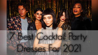 Photo of 7 Best Cocktail Party Dresses For 2021