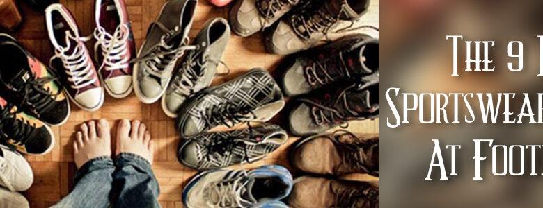The 9 Best Sportswear Brands At Footlocker