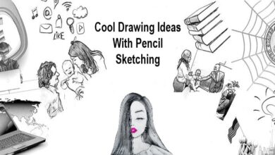 Photo of Cool Drawing Ideas With Pencil Sketching