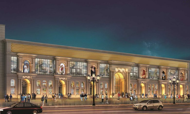 Retail Property Investment in Omaxe Chowk