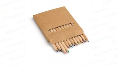Photo of Get Pencil Boxes For Filing Pencils At ICustomBoxes