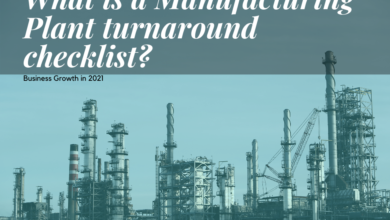 Photo of What is a Manufacturing Plant turnaround checklist?