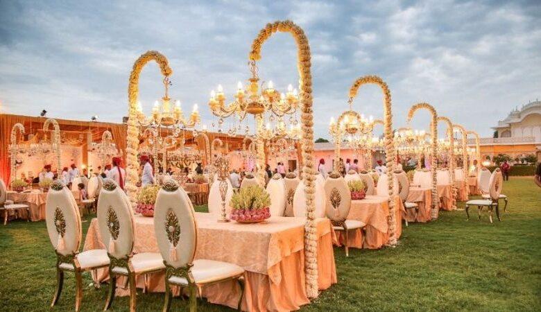 luxury destination wedding in jaipur