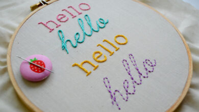 Photo of 4 Ways To Capitalize From Embroidery Artwork