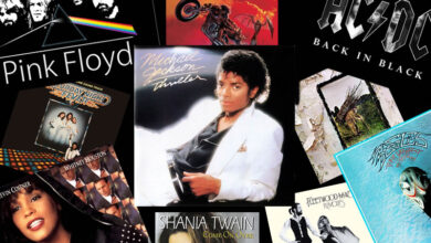 Photo of 10 BEST SELLING ALBUMS OF ALL TIME & 10 BANNED BOOKS OF ALL TIME