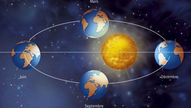 Photo of Features of the Earth's rotation around the Sun