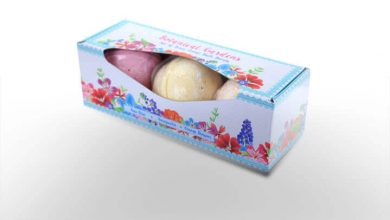 Photo of Customize Your Eco-Friendly Bath Bomb Packaging BoxesC