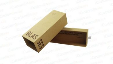 Photo of Get Kraft Printed Sleeve Boxes Wholesale at ICustomBoxes