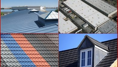 Photo of What are the Four Types of Roofs?