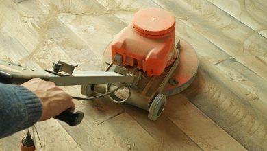 Photo of Devising for Commercial Floor Sanding