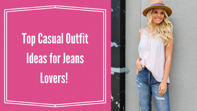 Photo of Top Casual Outfit Ideas for Jeans Lovers!