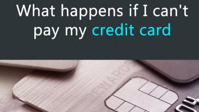 Photo of What Happens If I Can't Pay My Credit Card Debt?