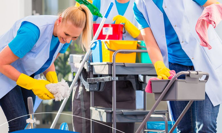 Commercial cleaning services New York City