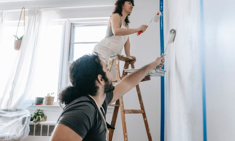 required cost estimation for house painting