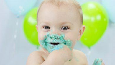 Photo of cake smashing photography