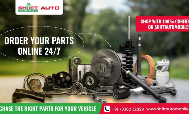 Auto Parts Shop in Bangalore