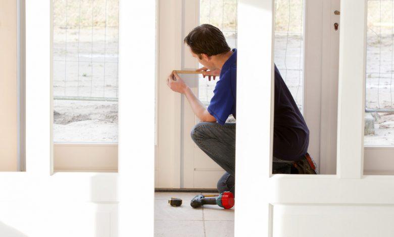 Door repairs in Thornhill