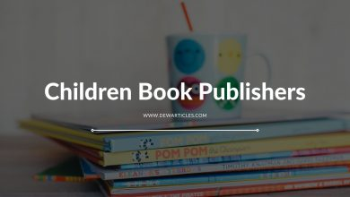 Photo of Children Book Publishers