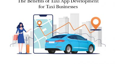 Photo of The Benefits of Taxi App Development for Taxi Businesses