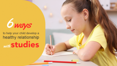 Photo of 6 / Ways to Help Your Child Develop a Healthy Relationship with Study