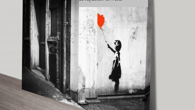 Photo of What Can You Do With a Banksy Balloons Girl Poster?