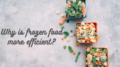 Photo of Why is frozen food more efficient?
