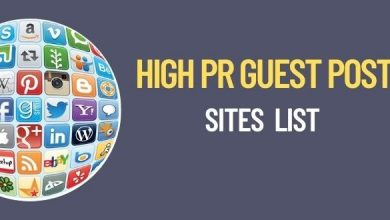 Photo of Get approval for Guest Blogging faster Free High PR Guest Post Sites List