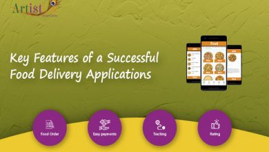 Photo of The Key Features of Successful Food Delivery Applications