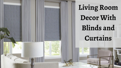 Photo of Ideas for Change living Room Decor With Blinds and Curtains
