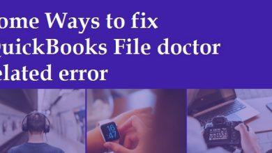 Photo of What error can the QuickBooks file doctor fix?