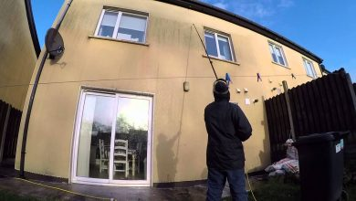 Photo of Process and Facts about Render cleaning